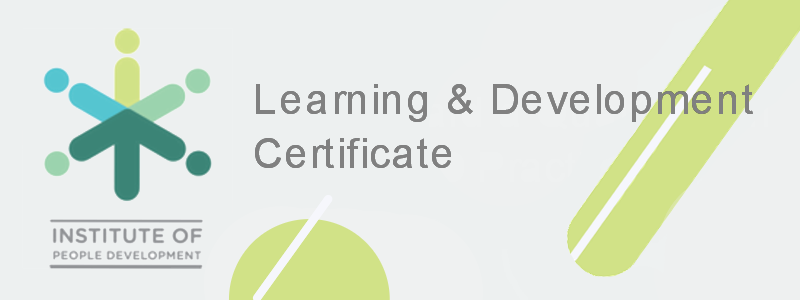National Certificate: Occupationally Directed Education, Training & Development Practices