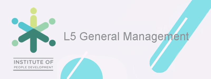 General Management Level 5