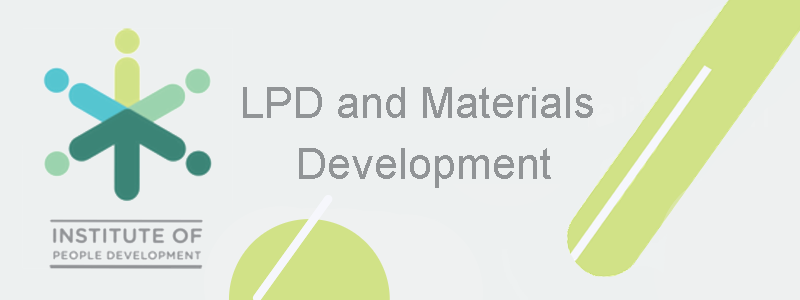 Learning Programme Design and Materials Development